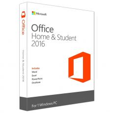 Office 2016 Home and Student, image